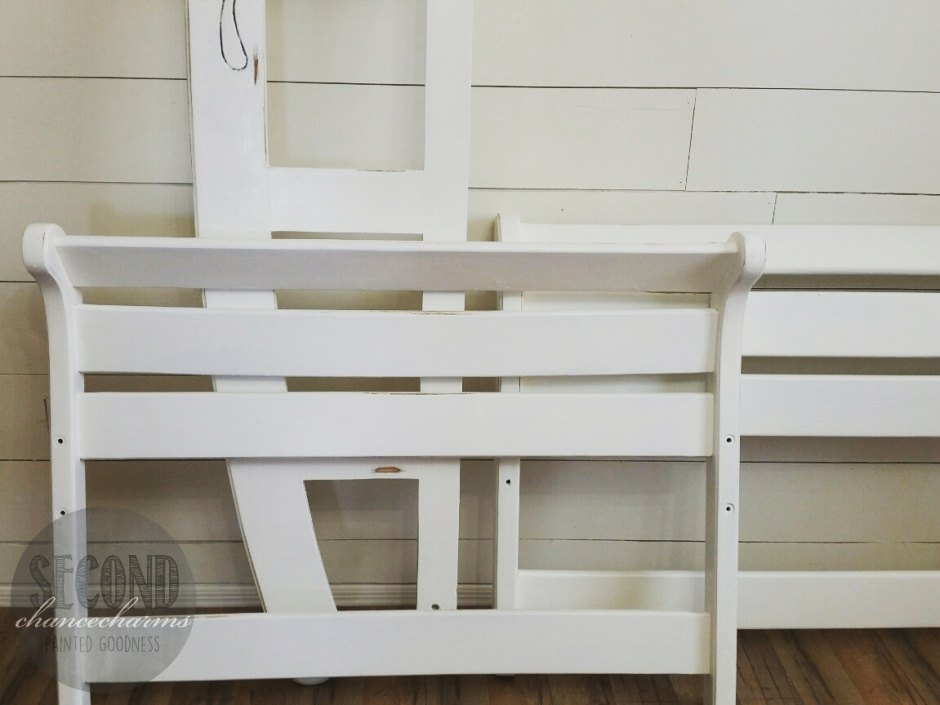 Day Bed Frame – Second Chance Charms