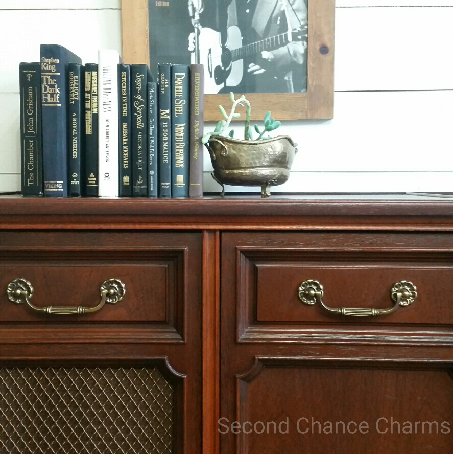 Antique Record Player Cabinet Second Chance Charms